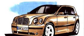 2005 Bentley hatch