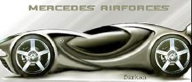 Mercedes airforces