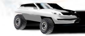 Suv coupe