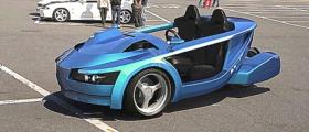 3 wheeled Electric Car Project