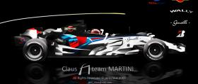 2007 F1 team Martini-Claus