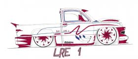 THE LRE 1 PICKUP