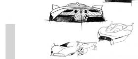 Spyker sketches
