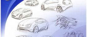 Nissan C.E.C  -Sketches-