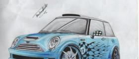 Mini cooper modify